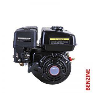 Lumag Motoren Loncin G200FM 6,5 Pk | 4-takt Benzine Motor Voor Machines