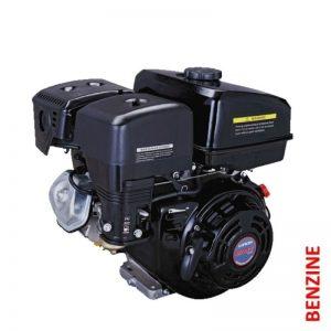 Lumag Motoren Loncin G270FL 9 Pk | 4-takt Benzine Motor Voor Machines
