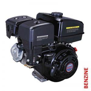 Lumag Motoren Loncin G390FL 13 Pk | 4-takt Benzine Motor Voor Machines