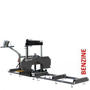Lumag BSW66GL Benzine Boomzaag | Bandzaag 6200 Watt