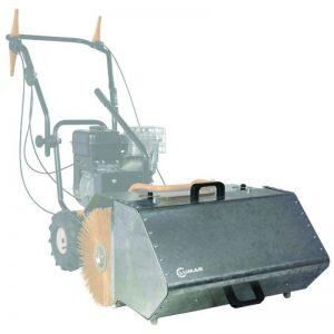 Lumag 5KMBO Metalen Vuilopvangbak | Voor Veegmachine Lumag KM600 | 53L
