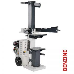 Lumag HB10S Houtkloofmachine 6,5 Pk | Benzine Houtklover Met 10 Ton Kracht