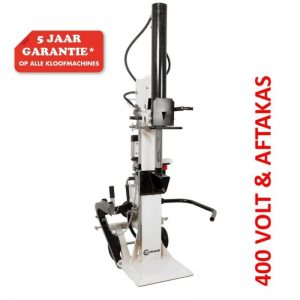 Lumag HEZ25 Houtkloofmachine 8 Pk | Houtklover Met 25 Ton Kracht