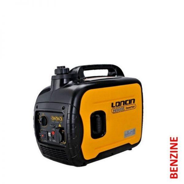 Lumag L2000i Benzine generator 79cc | Aggregaat 2,3 kVa 1