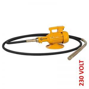 Lumag LFR15E 2 Pk Loncin Motor Tbv Trilnaald Of Waterpomp 230V