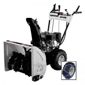 Lumag SFR65 Sneeuwfrees 5,1pk | Sneeuwploeg 62cm Werkbreedte | Sneeuwmachine