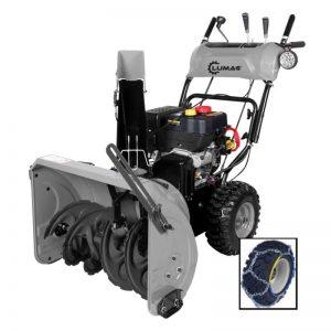 Lumag SFR70 Sneeuwfrees 6 Pk | Sneeuwploeg 68cm Werkbreedte | Sneeuwmachine
