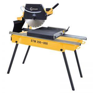 Lumag STM350-800 Tegelzaagmachine 2000W | Steenzaagmachine