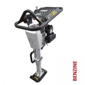 Lumag LVS-30GX Trilstamper | Trilstampmachine Met 1,5 Pk Honda Motor