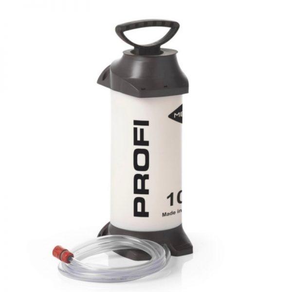 Mesto drukvat 10 liter, 3 Bar voor toevoer van water naar bv doorslijper 1