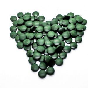 Spirulina Tabletten Biologisch 500 Gram