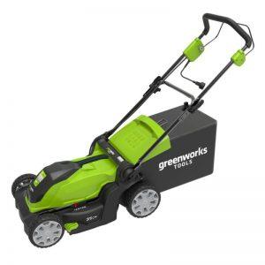 Greenworks 230V Grasmaaier GLM035