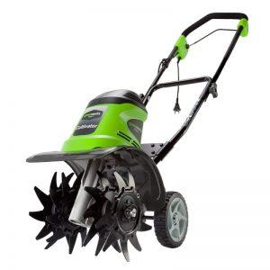 Greenworks 230V Grondfrees GTL9526