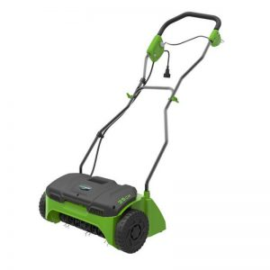 Greenworks 230V Verticuteermachine GDT30