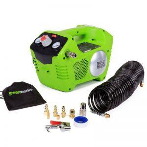24 Volt Accu Compressor