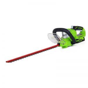 Greenworks G24HT57 Accu Heggenschaar 24V | Draadloze Snoeischaar (zonder Accu/ Lader)