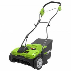 Greenworks 40V Accu Verticuteermachine G40DT35