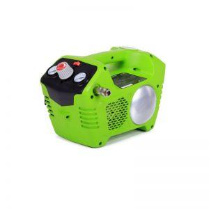 Greenworks G40AC Accu Compressor | 40 Volt Luchtcompressor Met 2 Liter Tank (zonder Accu En Lader)