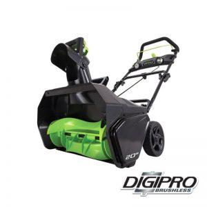 Greenworks 80V DigiPro Accu Sneeuwfrees GD80ST
