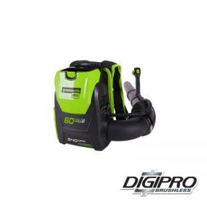Greenworks 60V Accu Bladblazer Digipro GD60BPB