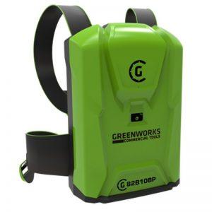 Greenworks 82 Volt Lithium Ion Backpack GC82B10BP