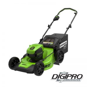 Greenworks 60V DigiPro Accu Grasmaaier GD60LM51SP