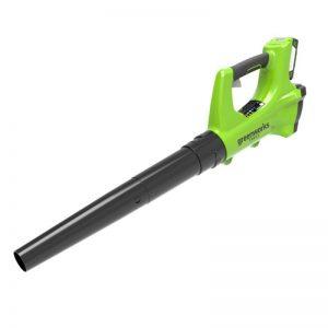 Greenworks G24AB Accu Bladblazer | G-max 24 Volt | Bladblazer Zonder Accu En Lader