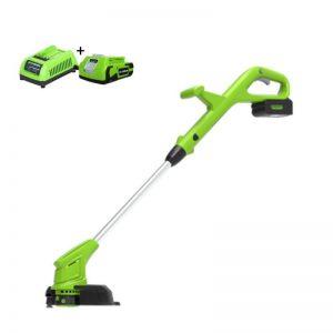 Greenworks 24V Accu Grastrimmer En Kantensnijder G24LTK2