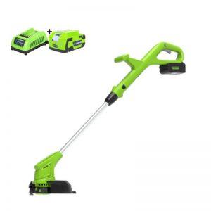 Greenworks 24V Accu Grastrimmer En Kantensnijder G24LTK4