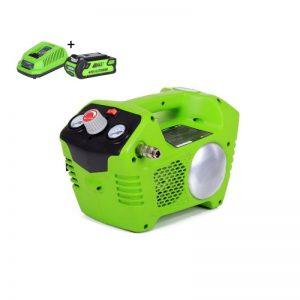 Greenworks 40V Accu Compressor G40ACK2