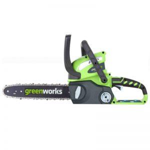 Greenworks G40CS30 Draadloze Kettingzaag 40 Volt | 30cm  (zonder Accu/ Lader)
