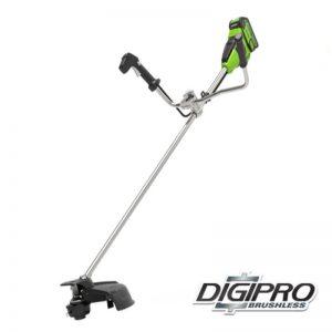 Greenworks 40V DigiPro Accu Grastrimmer En Bosmaaier GD40BCB