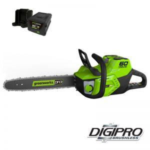 Greenworks 60V DigiPro Accu Kettingzaag GD60CS40K4