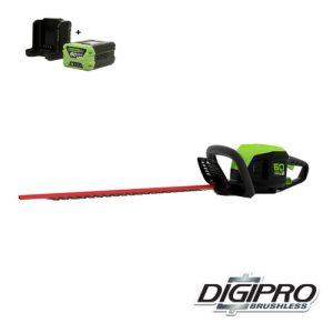 Greenworks 60V DigiPro Accu Heggenschaar GD60HTK2