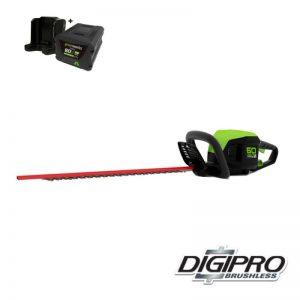 Greenworks 60V DigiPro Accu Heggenschaar GD60HTK4