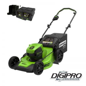 Greenworks 60V DigiPro Accu Grasmaaier GD60LM46HP2X