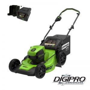 Greenworks 60V DigiPro Accu Grasmaaier GD60LM46HPK4