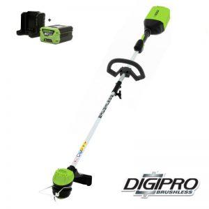 Greenworks 60V DigiPro Accu Grastrimmer GD60LTK2