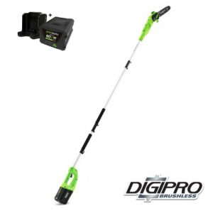 Greenworks 60V DigiPro Accu Takkenzaag GD60PSK4