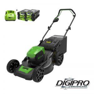 Greenworks 80V DigiPro Accu Grasmaaier GD80LM46K2