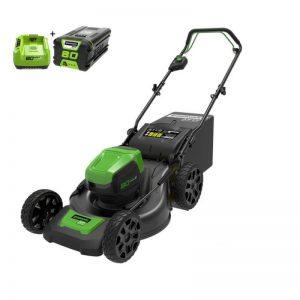 Greenworks 80V DigiPro Accu Grasmaaier GD80LM46K4