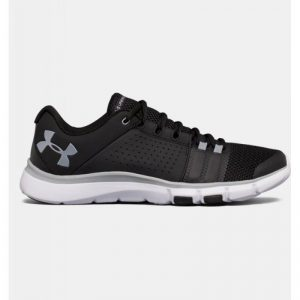 Under Armour Strive 7 Heren Fitnessschoen Zwart