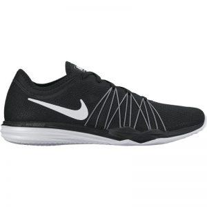 Nike Dual Fusion Tr Hit Dames Zwart/Wit