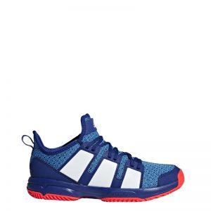 Adidas Stabil Jr WitDonker-blauw