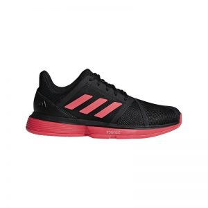Adidas COURTJAM BOUNCE M Black Zwart