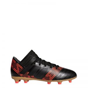 Adidas Nemeziz 17.3 FG Jr ZwartRood