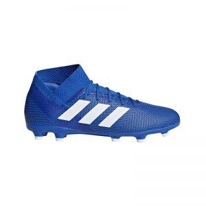 Adidas NEMEZIZ 18.3 FG Blauw Voetbalschoen