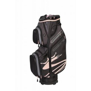 Cobra Golftas Ultralight Cartbag 2019 Zwart/Roze