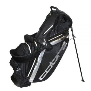 Cobra Dry Tech Standbag Zwart/Zilver