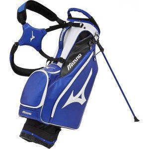 Mizuno Pro Golftas Stand Bag 2017 Blauw